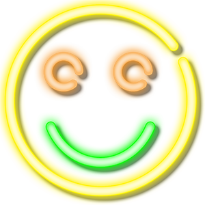 Neon Animated Stickers messages sticker-3