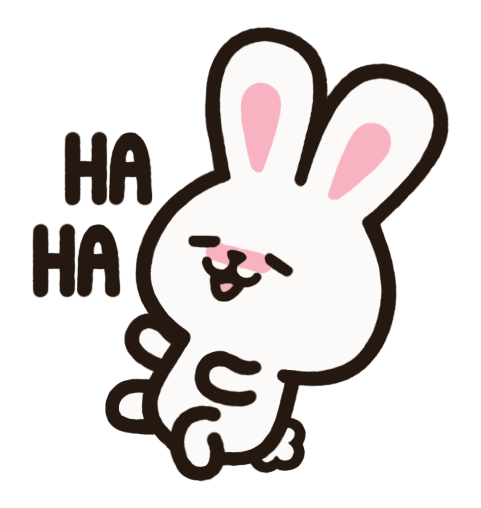Sunny the Bunny messages sticker-8