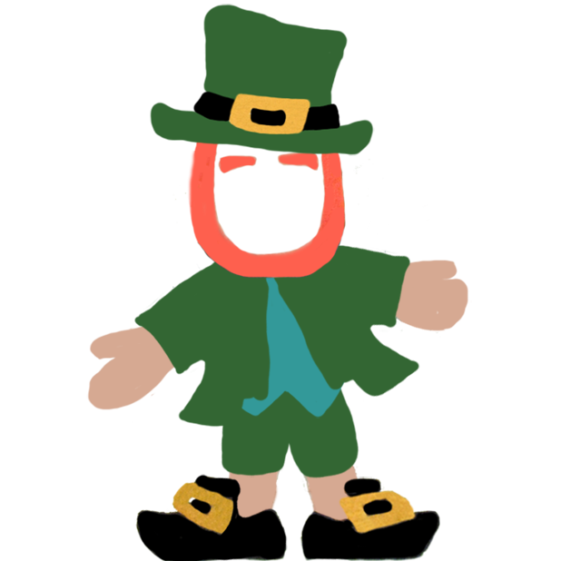 Five Little Leprechauns St. Patrick's Day Stickers messages sticker-6