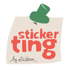 Sticker Ting messages sticker-11