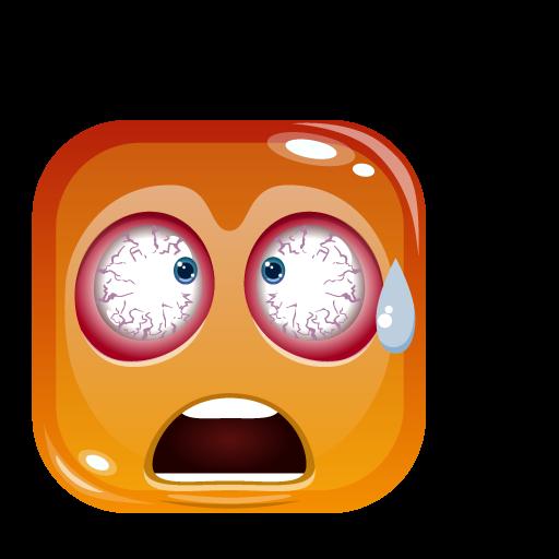 Emoji Twist messages sticker-3