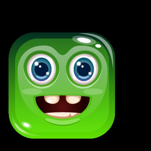Emoji Twist messages sticker-1