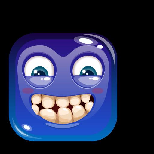 Emoji Twist messages sticker-2