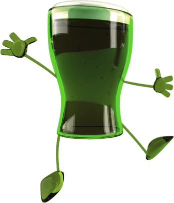 St. Patricks Stickers #1 for iMessage messages sticker-8