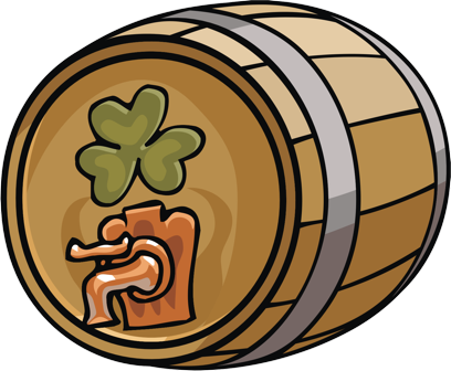 St. Patricks Stickers #1 for iMessage messages sticker-2