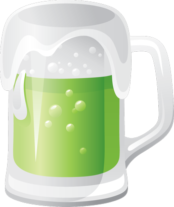 St. Patricks Stickers #1 for iMessage messages sticker-6