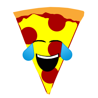 Pizzamoji: Pizza Emoji Stickers messages sticker-2