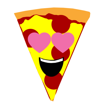 Pizzamoji: Pizza Emoji Stickers messages sticker-3