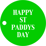 St. Patricks Day Celebration messages sticker-7