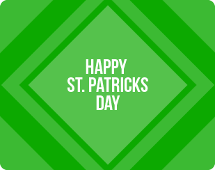 St. Patricks Day Celebration messages sticker-0