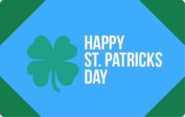 St. Patricks Day Celebration messages sticker-9