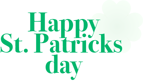St. Patricks Day Celebration messages sticker-5