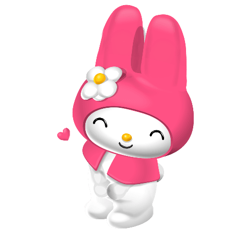 Hello Kitty Food Town messages sticker-10