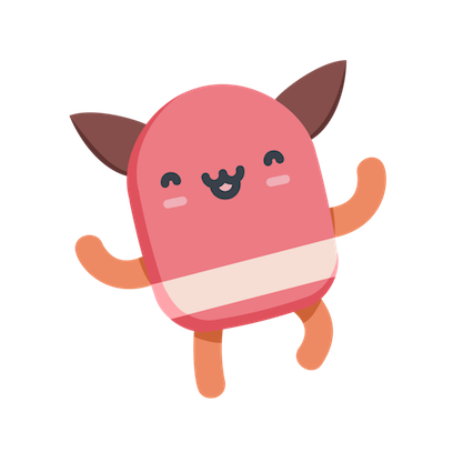 Cute Kawaii Stickers for iMessage! messages sticker-0
