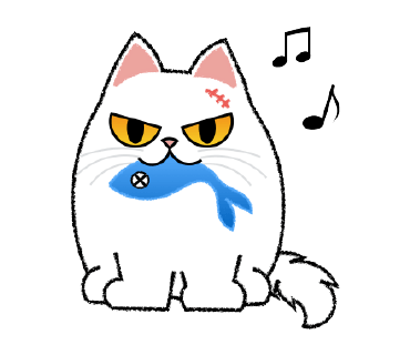 Cute Persian Cat Stickers Pack messages sticker-5