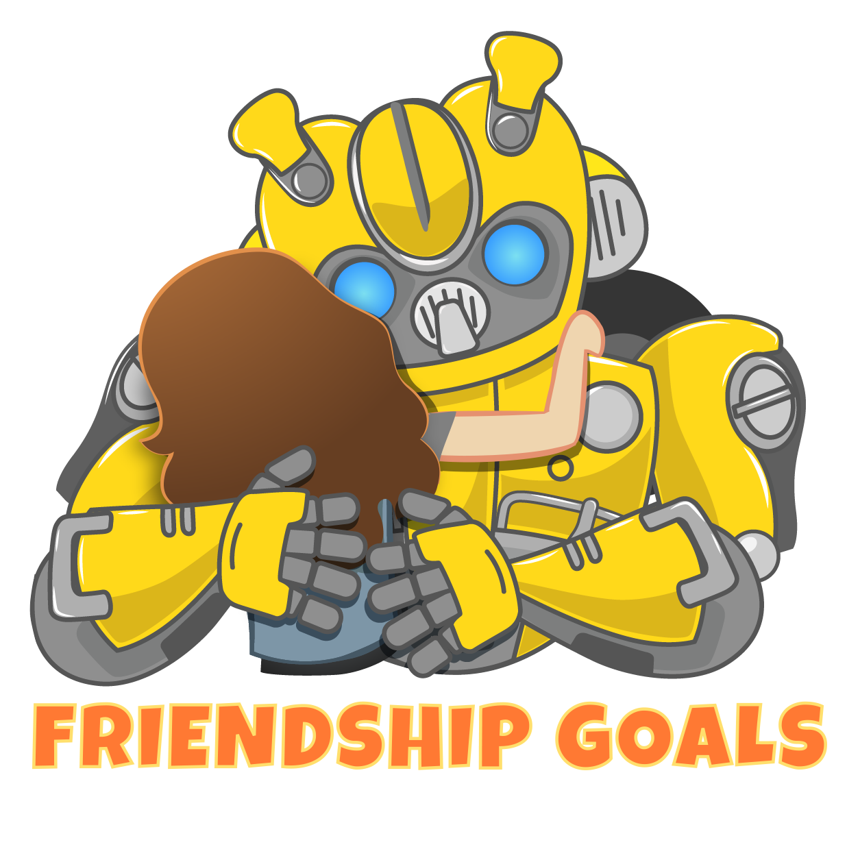Official Transformers Stickers messages sticker-1
