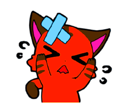 Devil Cat Stickers messages sticker-7
