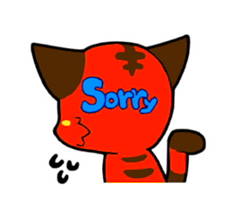 Devil Cat Stickers messages sticker-10