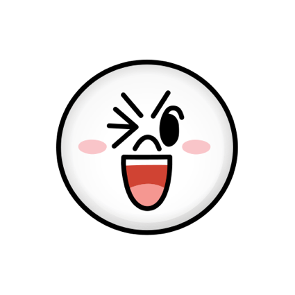 JAMES & MOON Emoji Stickers - LINE FRIENDS by LINE Friends ...
