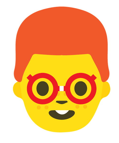 Redhead Emoji Stickers messages sticker-10