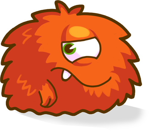 Monsters - Beautiful stickers messages sticker-10