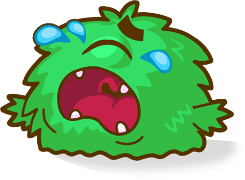Monsters - Beautiful stickers messages sticker-2