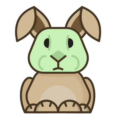 Ben the Bunny messages sticker-9
