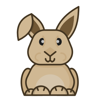 Ben the Bunny messages sticker-3