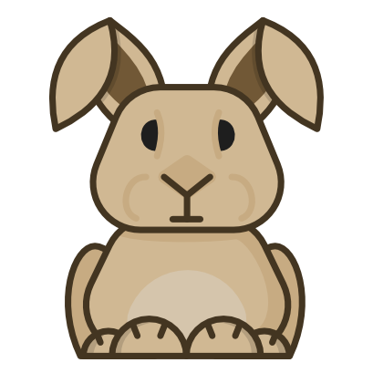 Ben the Bunny messages sticker-8