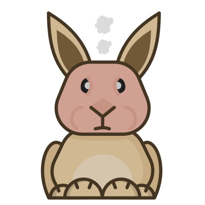Ben the Bunny messages sticker-10