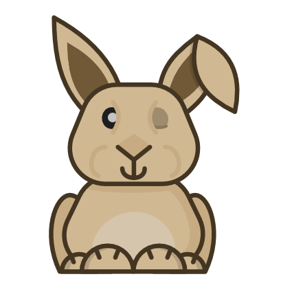 Ben the Bunny messages sticker-5
