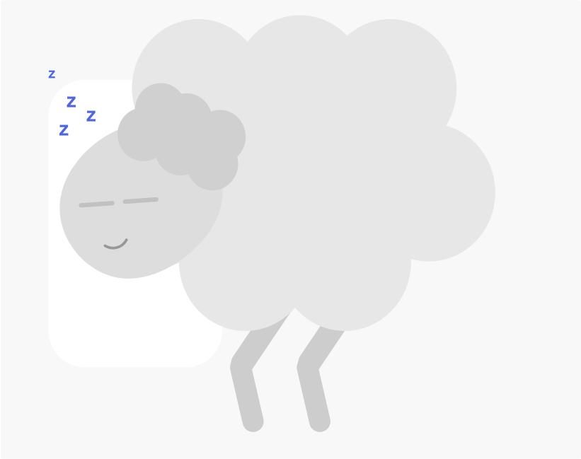 I׳m Sheepy messages sticker-1