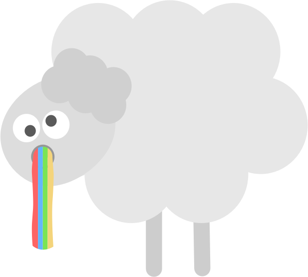 I׳m Sheepy messages sticker-7