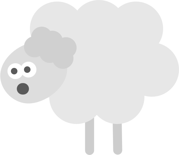 I׳m Sheepy messages sticker-4