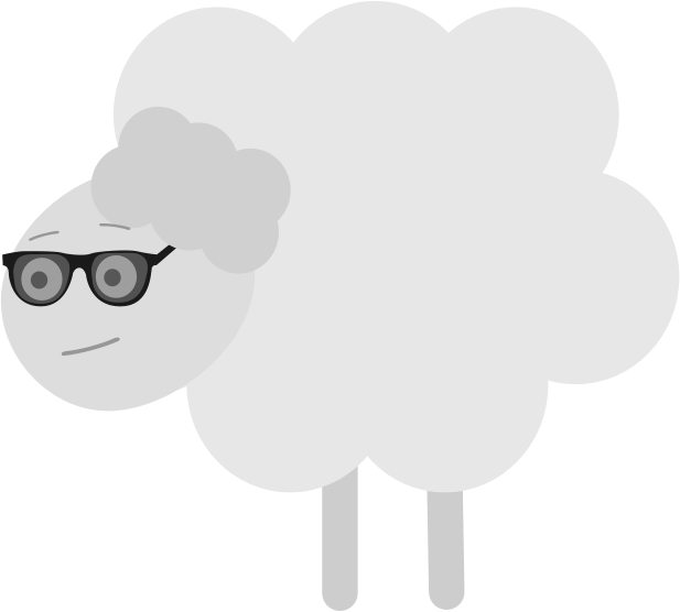 I׳m Sheepy messages sticker-9