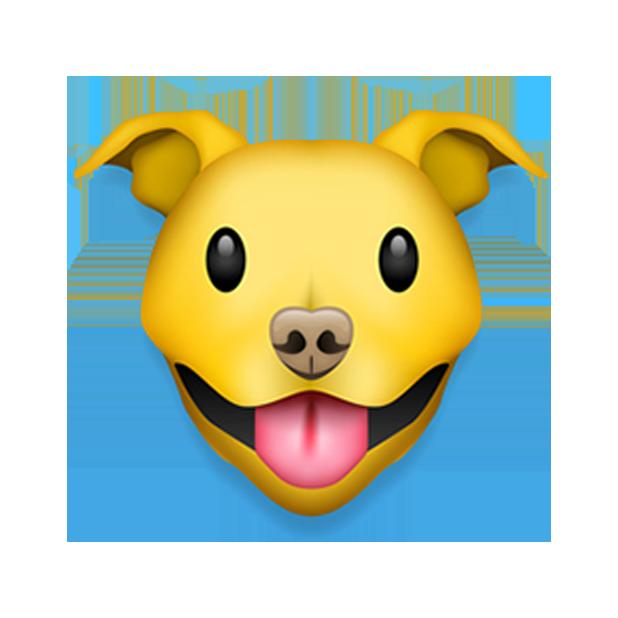 Pitmoji - Pitbull Emoji messages sticker-0