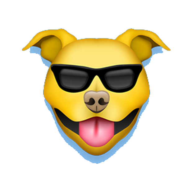 Pitmoji - Pitbull Emoji messages sticker-7