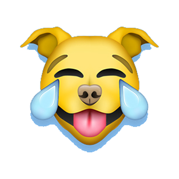 Pitmoji - Pitbull Emoji messages sticker-6