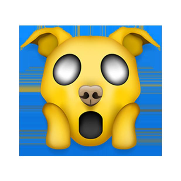 Pitmoji - Pitbull Emoji messages sticker-10