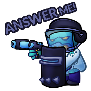 Zombie Labs: Idle Tycoon messages sticker-0