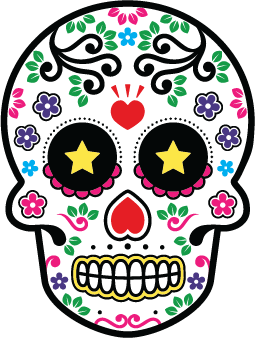 Muerto iMessage Sticker Pack messages sticker-4