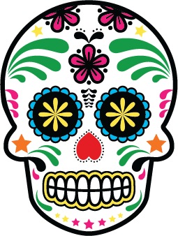Muerto iMessage Sticker Pack messages sticker-3