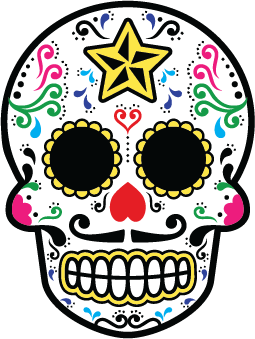 Muerto iMessage Sticker Pack messages sticker-1
