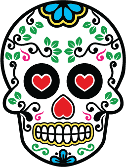 Muerto iMessage Sticker Pack messages sticker-5