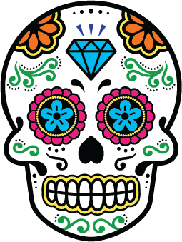 Muerto iMessage Sticker Pack messages sticker-2