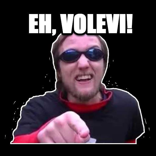 Eh Volevi! messages sticker-0