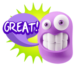 Daily Chat Stickers messages sticker-3