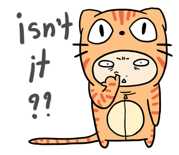 Amber Dog & Angel Cat. Stickers by Design73 messages sticker-2