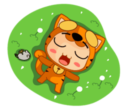 Funny Kitty messages sticker-2