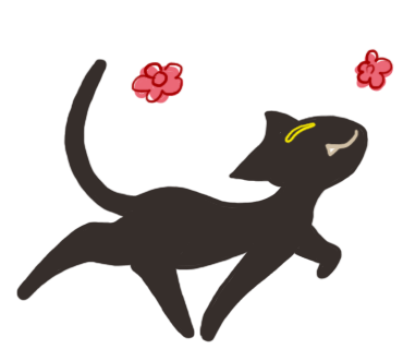 Midnight the Cat Stickers for iMessage messages sticker-3